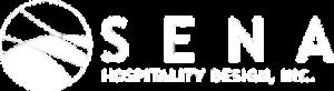 sena hospitality design logo