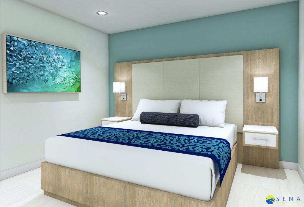 conceptual interior design 3d renderings