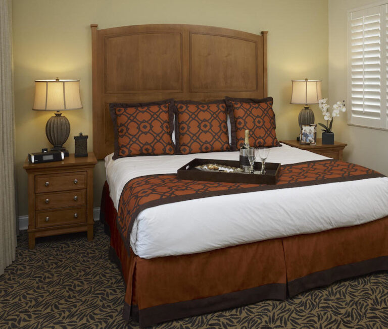 luxury hotel room interior design