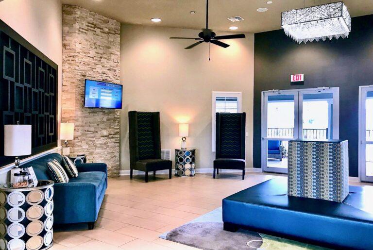 commercial apartments interior design