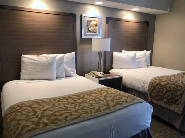 guest room interior design designed by sena hospitality