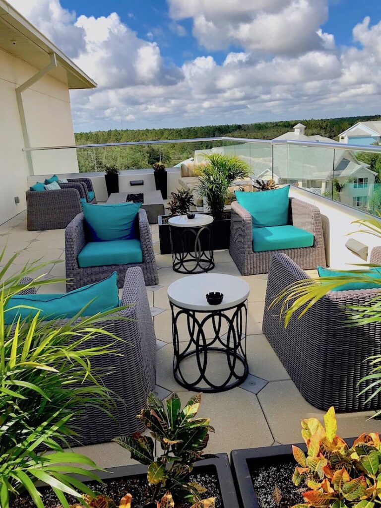 orlando rooftop lounge design by sena hospitality design