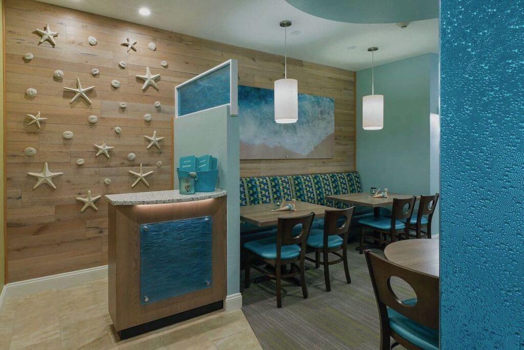 beach side cafe renovation by sena hospitality design