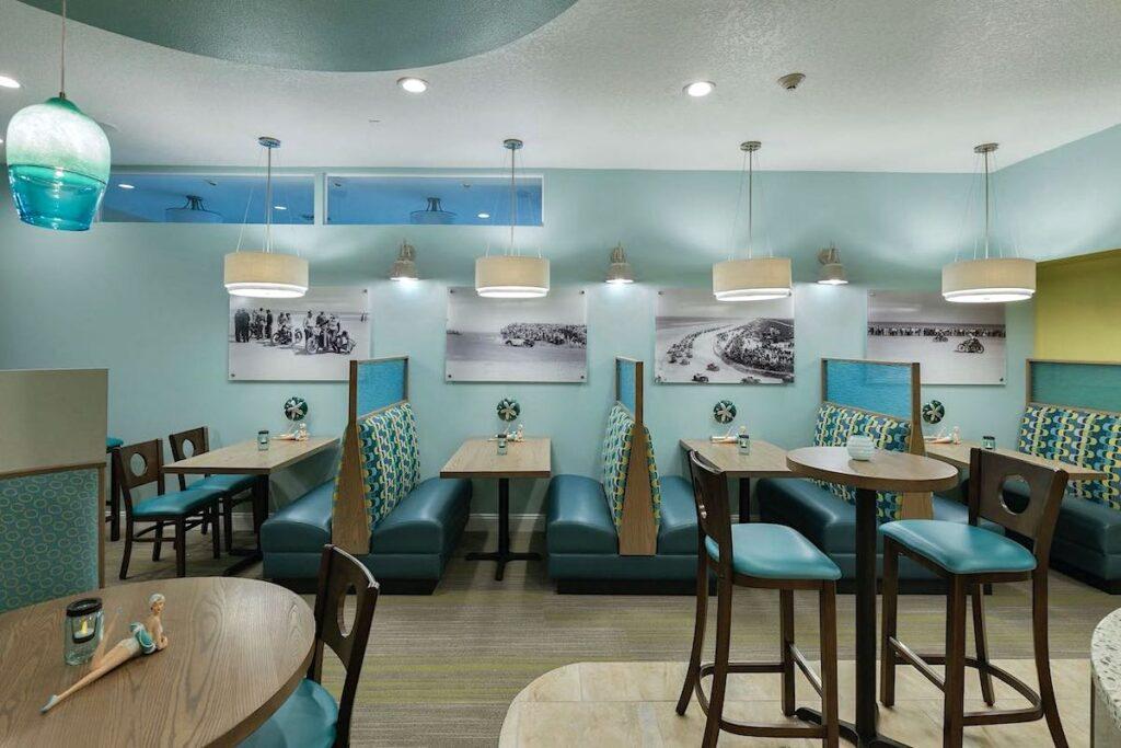 restaurant design after grand seas complete hotel renovation