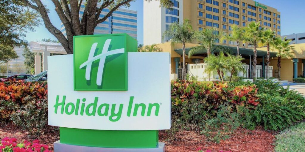 holiday inn ihg hotel exterior hotel design