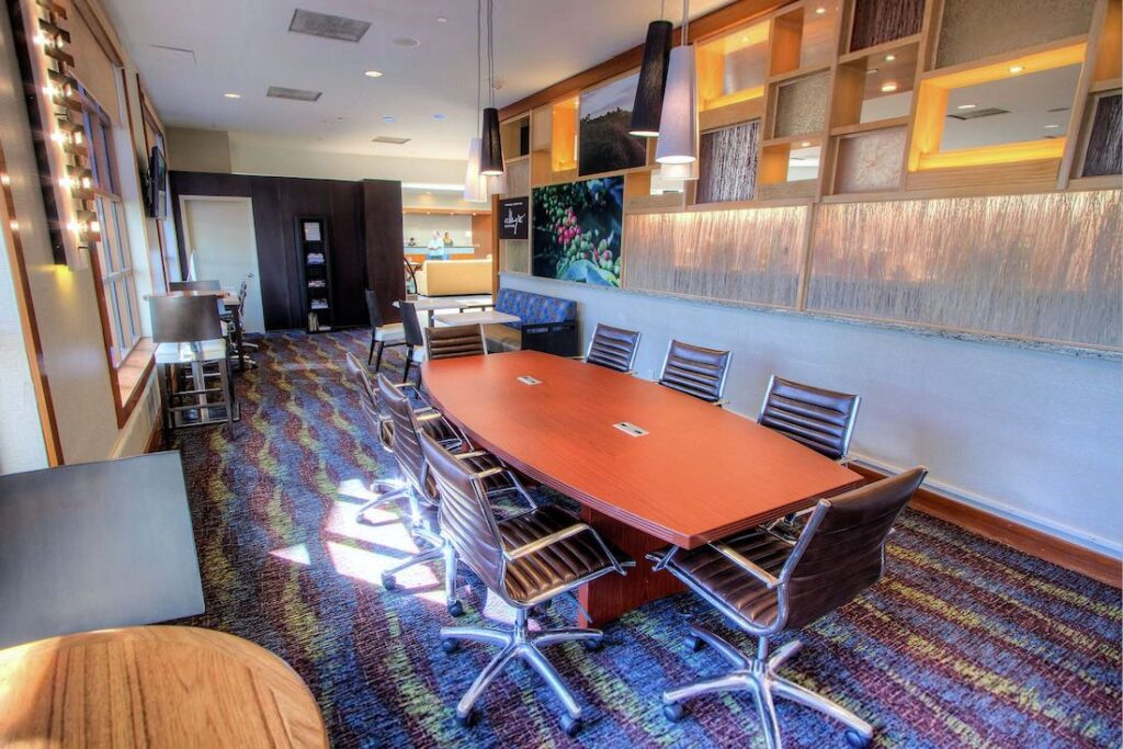 ihg approved conference room office interior design firm sena hospitality design