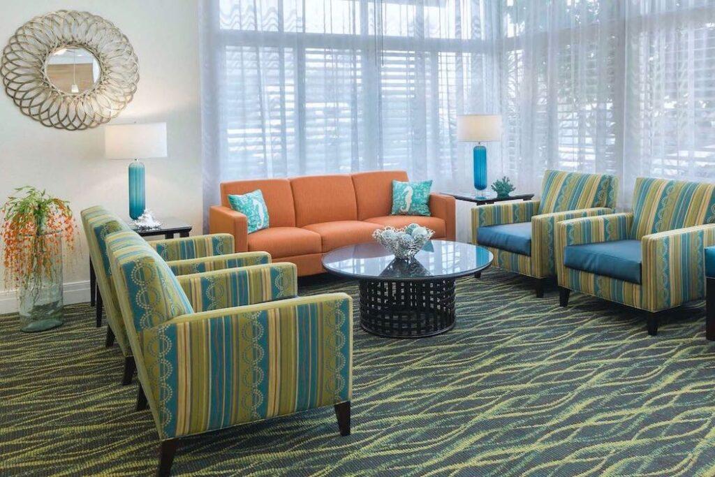 grand seas by exploria resorts hotel ff&e and interior design by sena hospitality design