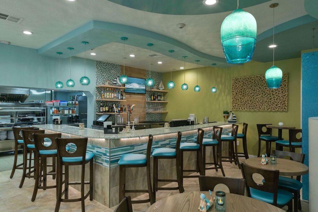 beachside cafe daytona beach fl after hotel restaurant renovations